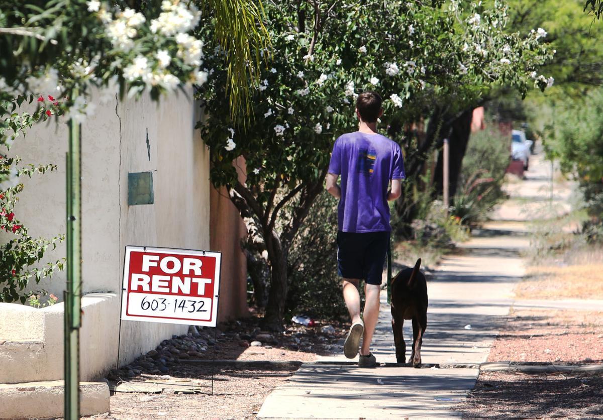 Rental homes near UA