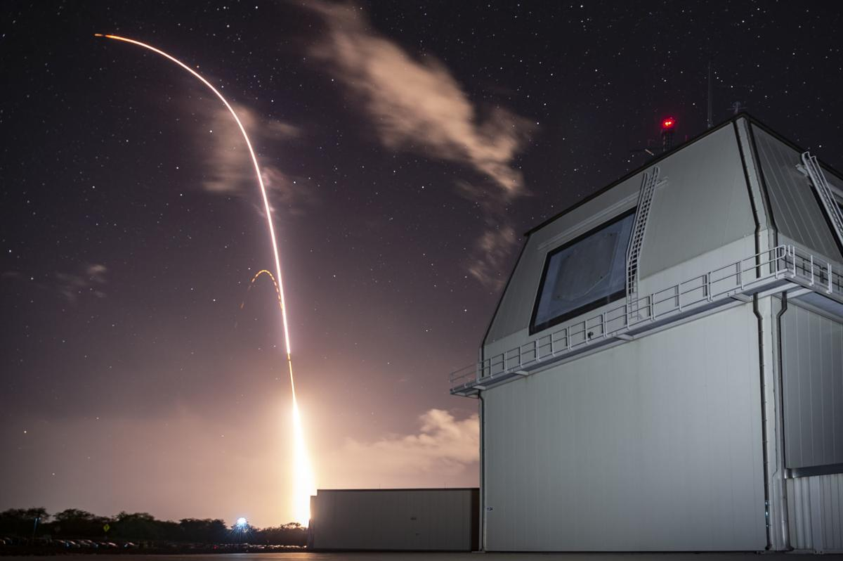 Raytheon in line for $3B contract for Japanese missile interceptors
