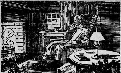 The Night Before Christmas, 1912