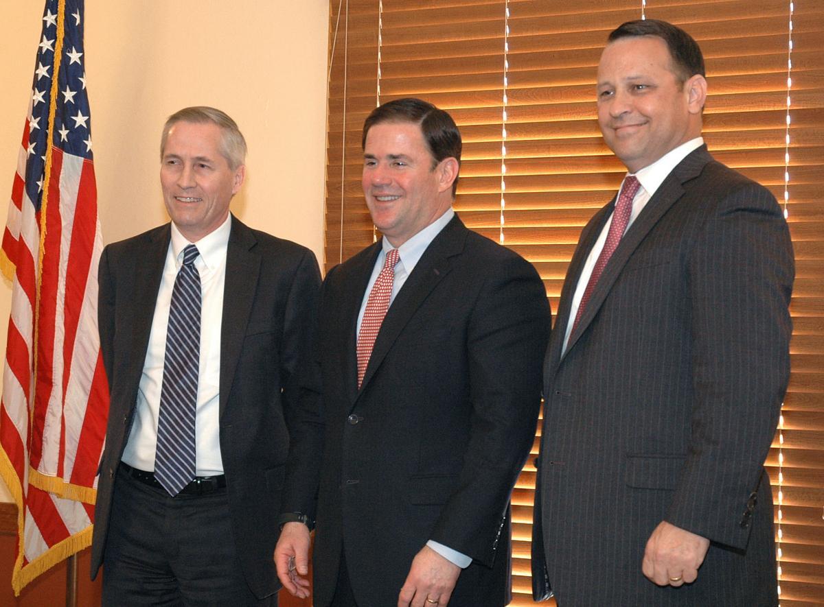 New Arizona justices