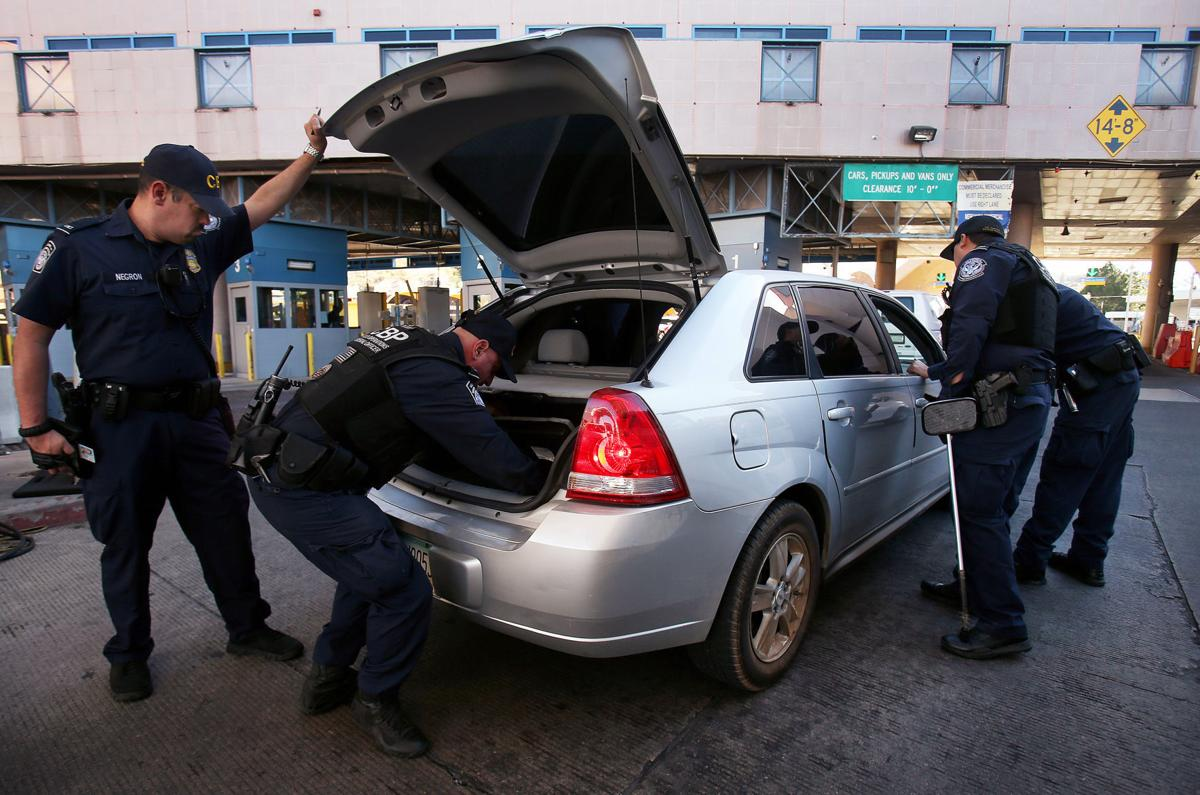 CBP inspections