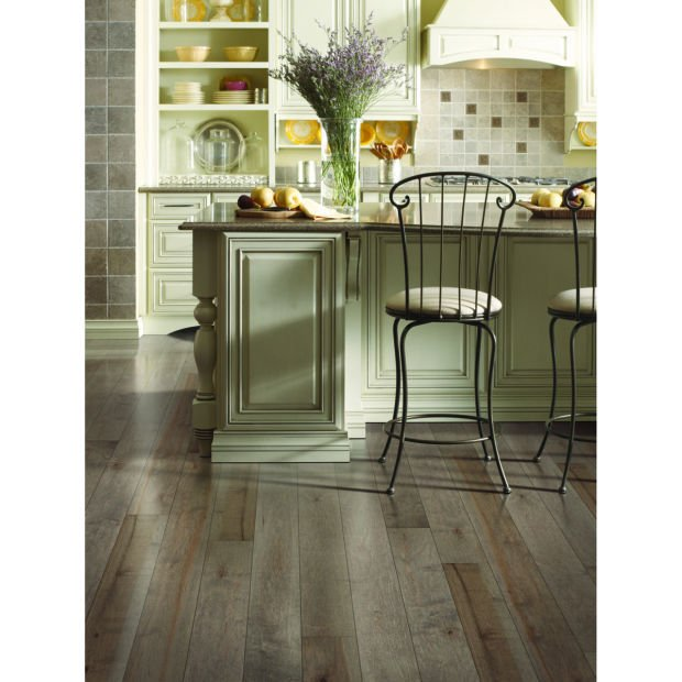 Never Lay Wood Flooring, Whether Hardwood Or Laminate, On Top Of Tile.