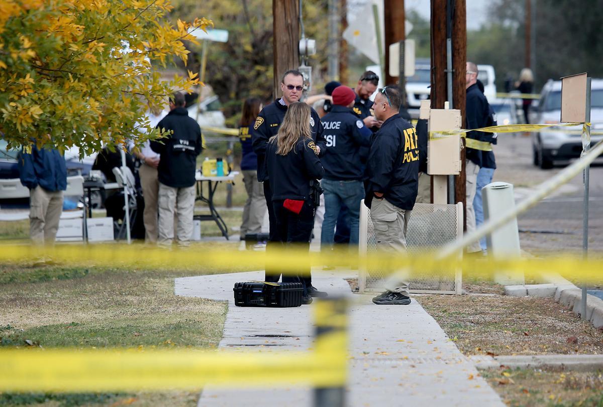 U.S. Marshal killed