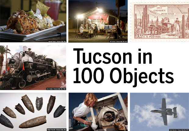 We're defining Tucson in 100 objects