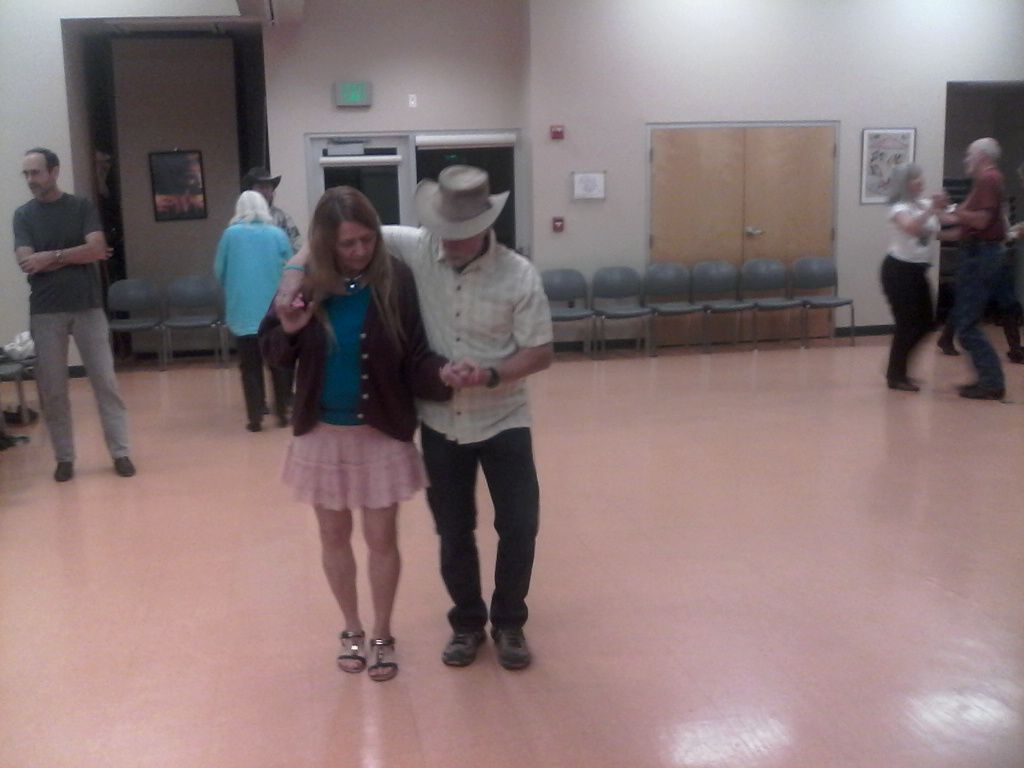 Country Dance Instruction — Flowing Wells Community Center