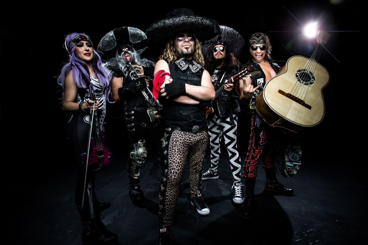 881812b3 Metalachi brings mariachi-heavy metal fusion to Congress | Music ...
