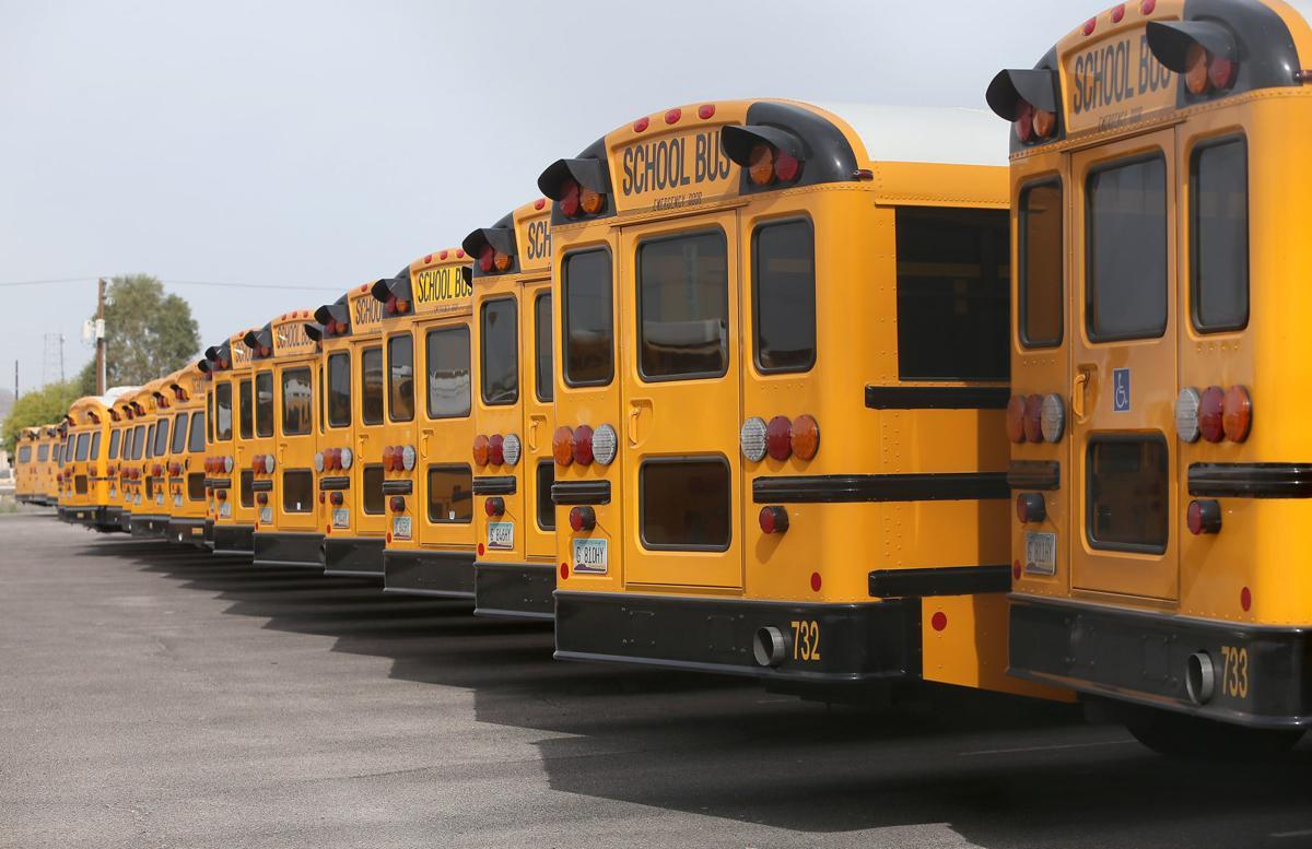 TUSD buses