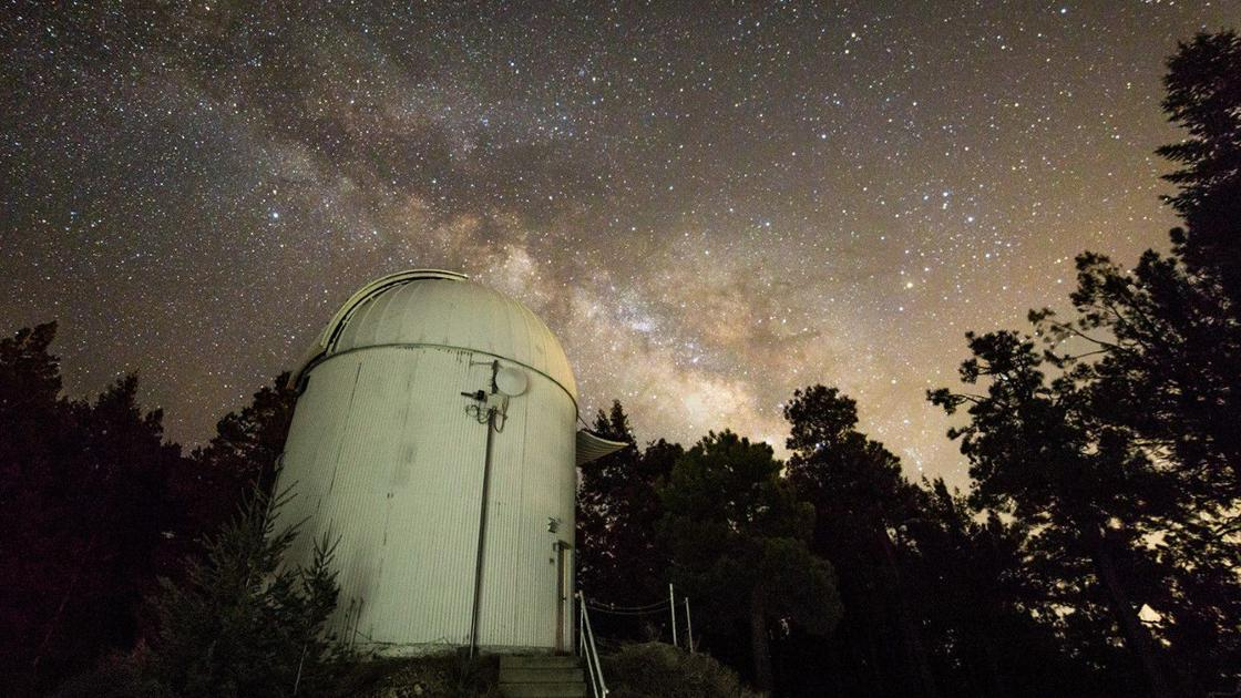 University of Arizona asteroid hunters overcome virus, wildfire in record year of discoveries