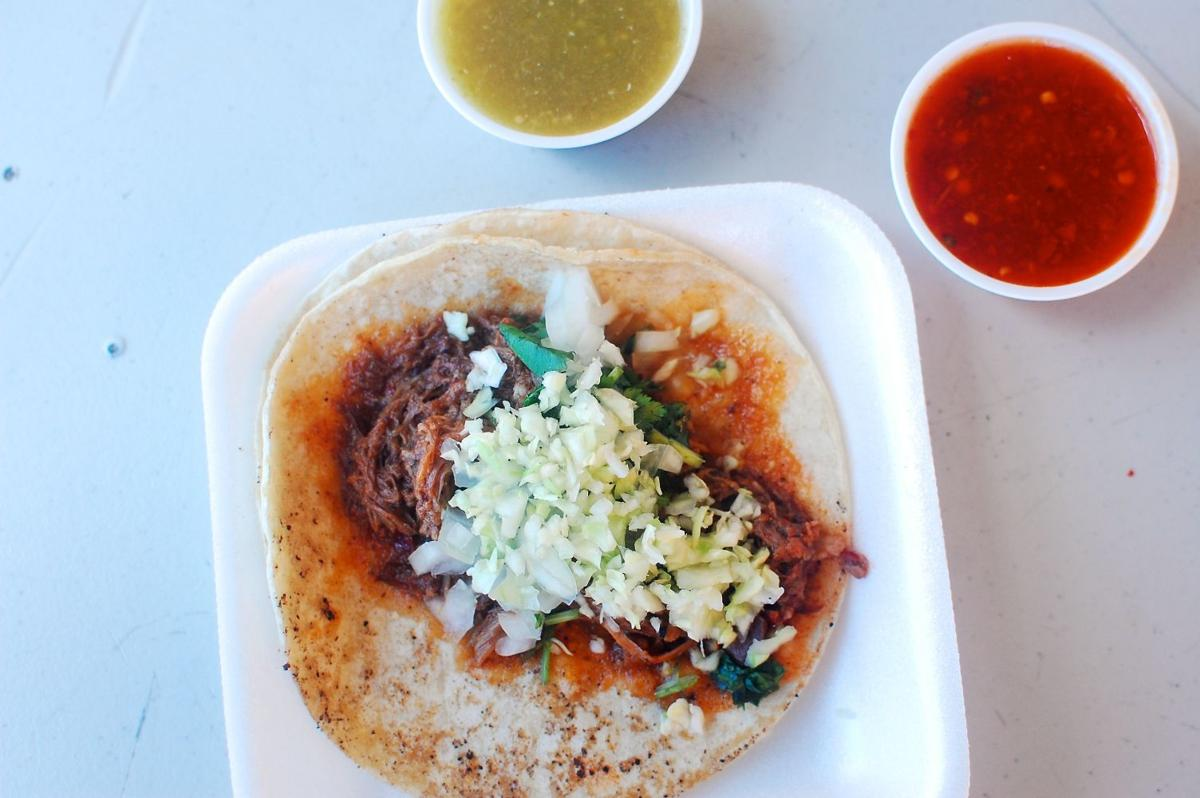 Taco No. 3: In the running for Tucson's best birria