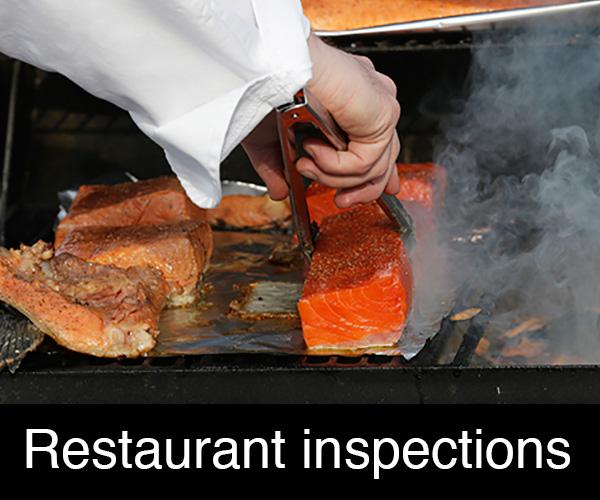 Restaurant inspection database logo