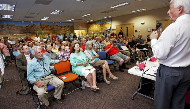 Oro Valley Council Debate