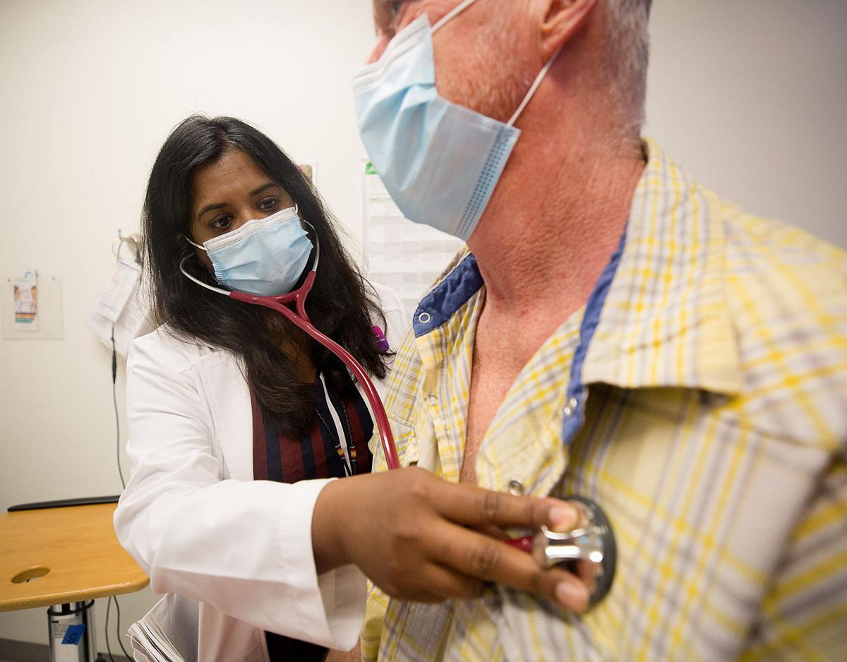 Dr. Sudha Nagalingam, El Rio, coronavirus