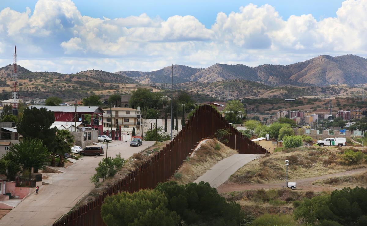 Border Project: Lochiel, Nogales