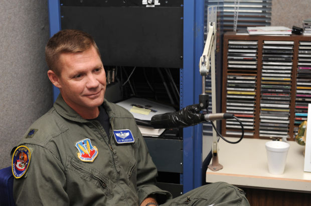 Lt. Col. James Wilkerson