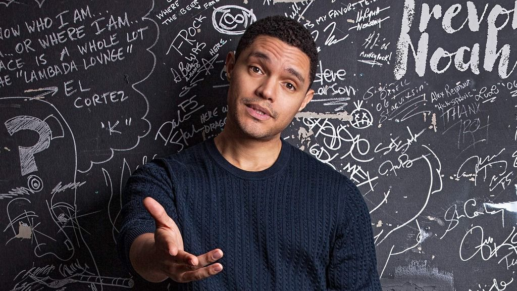 Daily Show Host Trevor Noah Gives Us Much Needed Laughs