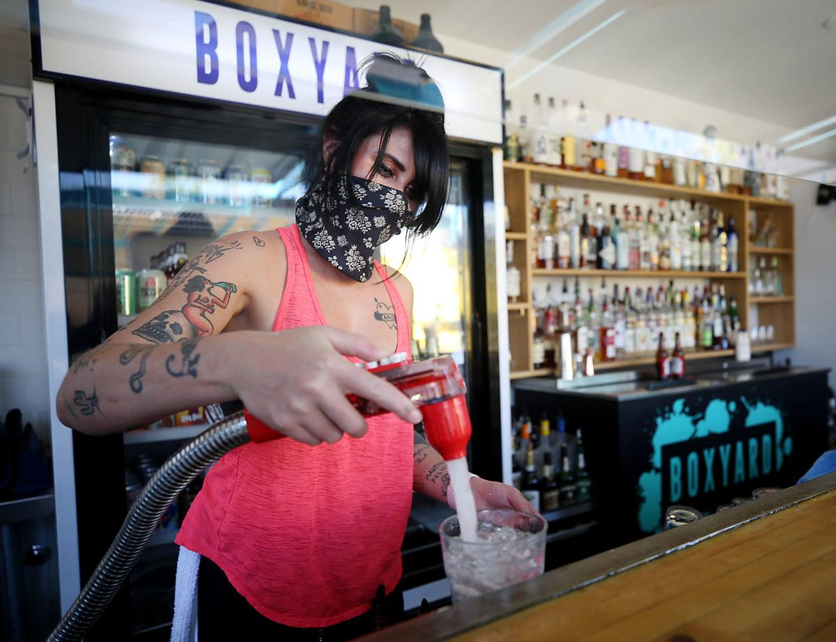 Boxyard, bar shutdown, coronavirus