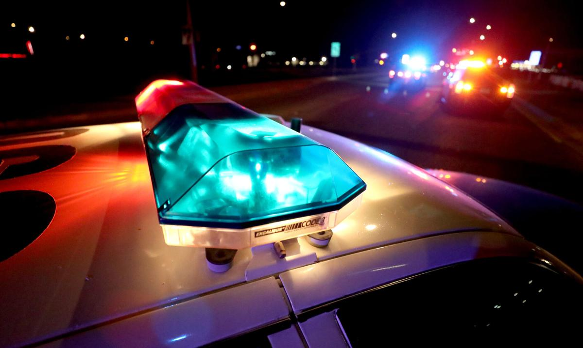 Tucson Police, code lights