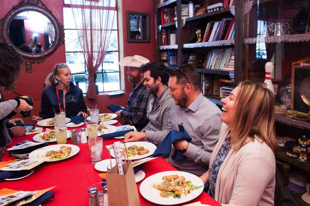 Presidio District Hosts New City of Gastronomy Tour
