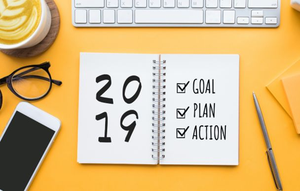 How to Keep Your Resolutions in 2019