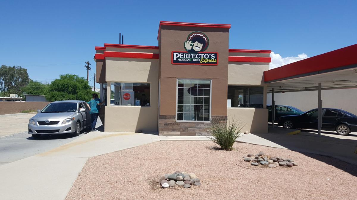 Perfecto's Mexican Grill Express