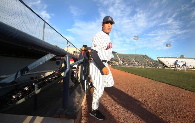 University of Arizona baseball coach Andy Lopez