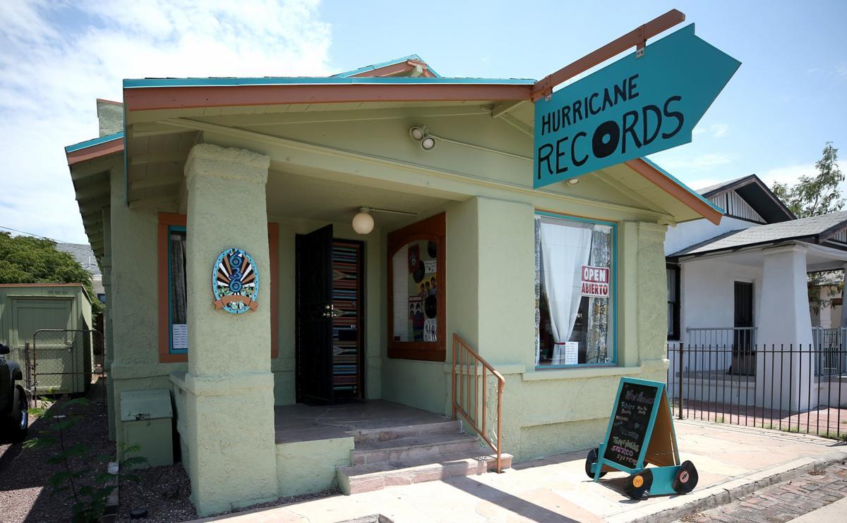 Hurricane Records