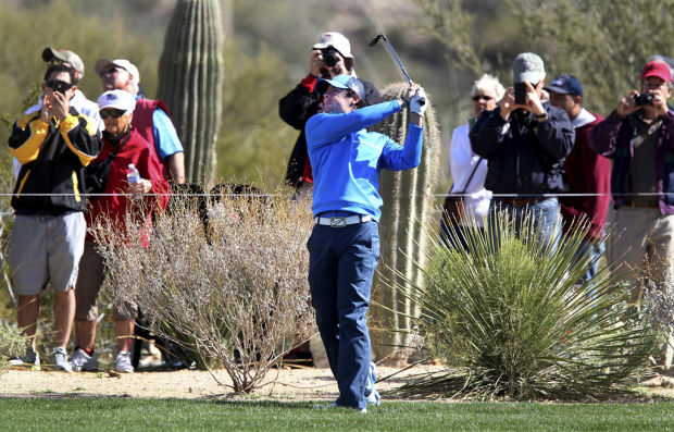 WGC-Accenture Match Play Championship: McIlroy defends No. 1 in Irish duel