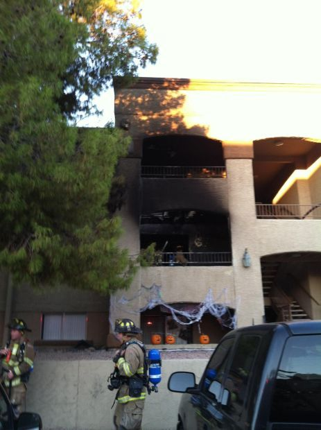 NW fire responds to two-alarm apartment fire