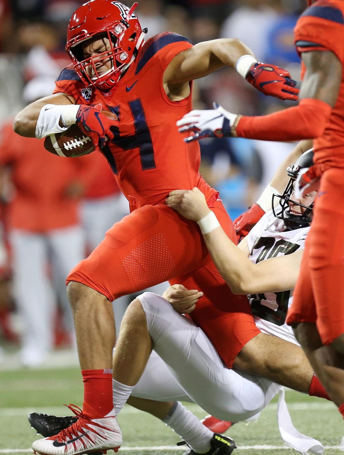 Arizona Wildcats vs. No. 19 Oregon Ducks
