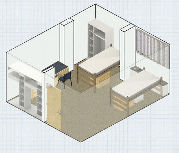 Virtual Dorm Room Design: 2 UA Grads' Firm Lets Students Design Future Dorm Room
