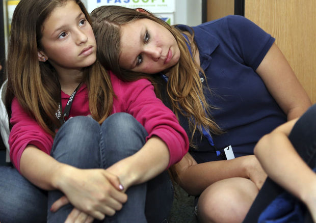 Students serve as teachers in anti-bullying lessons