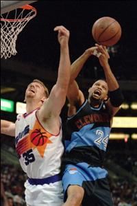 7e5c1ff2a2a3 NBA draft flashback  Mills impressed during short stint with Cavs