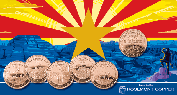 FAQ: Arizona Daily Star Centennial Coin Collection