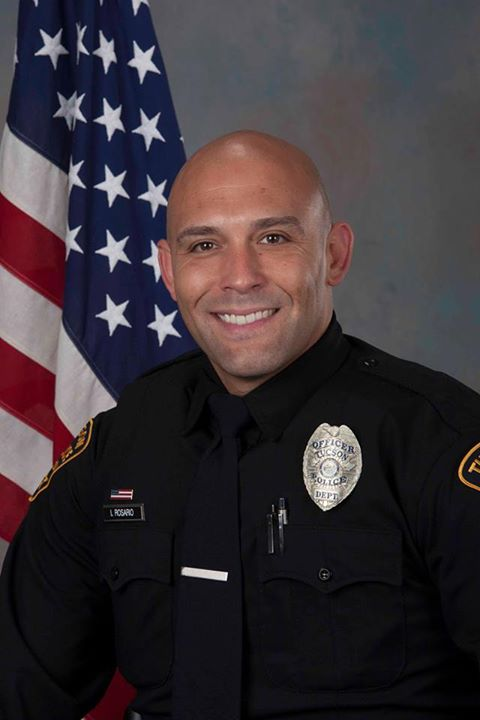 Memorial Service Scheduled For Officer Rosario Local