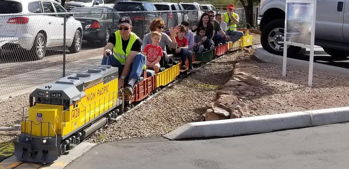GPD Toy Train Museum Open House