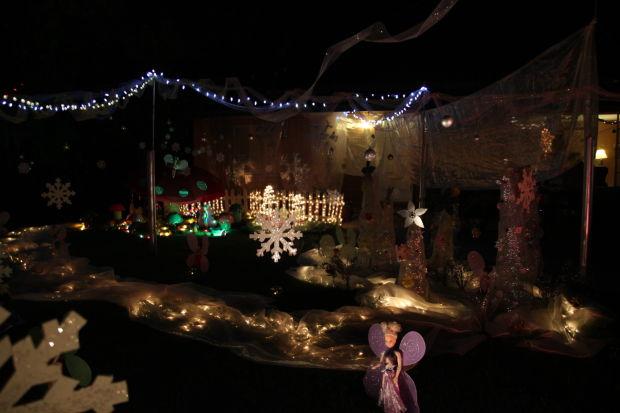 Winterhaven Tucson Christmas Lights