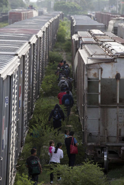 Mexico Immigrant Overload Smugglers