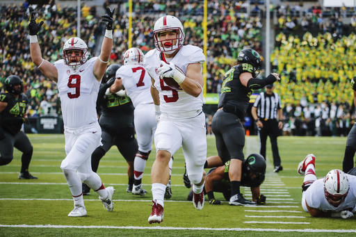 McCaffrey to skip Stanford's bowl game to prepare for draft
