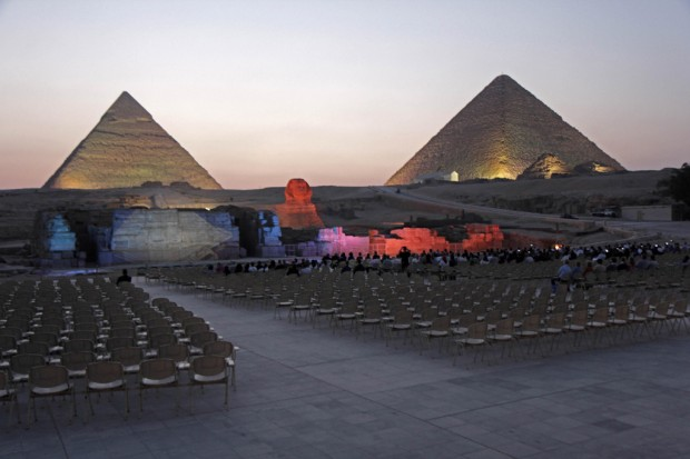 Tourism in Egypt is Quiet as a tomb