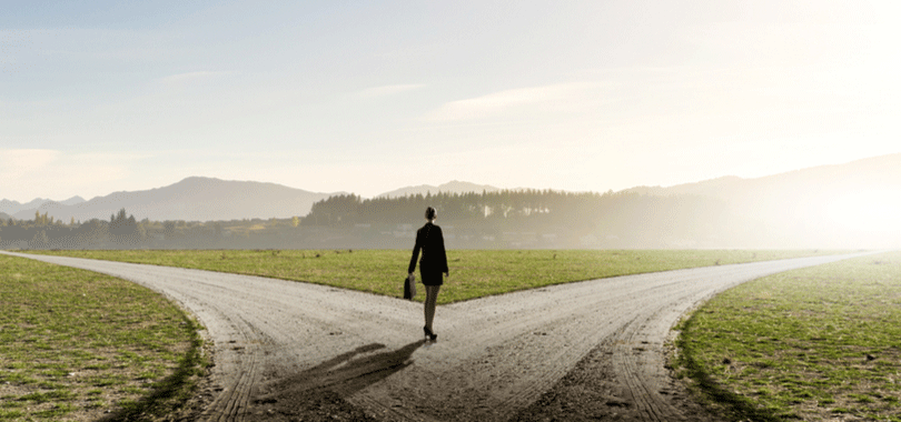 How to deal with coming to a career crossroads