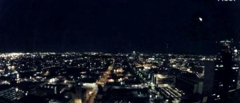 Fireball over Phoenix