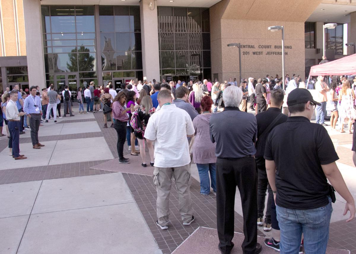 Subpoenas of petition circulators