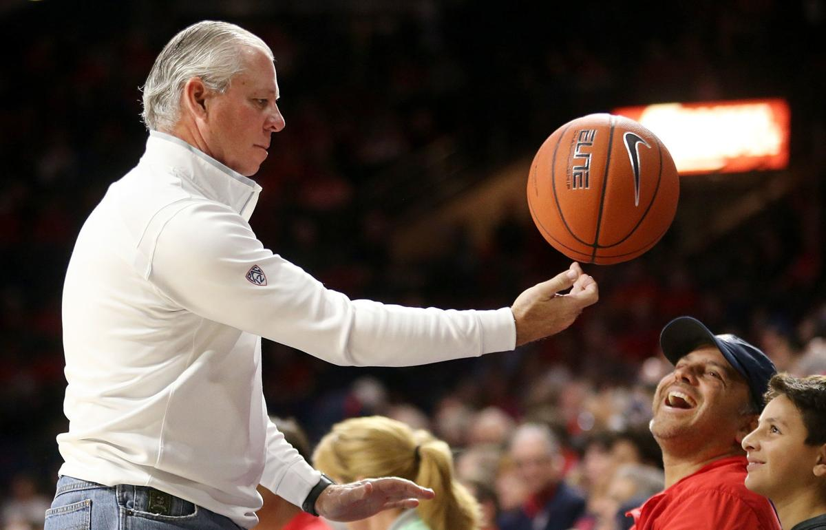 Arizona Wildcats vs. Chaminade Silverswords college basketball