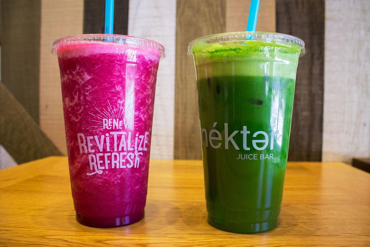Nekter Juice Bar opens second Tucson shop Saturday with $1