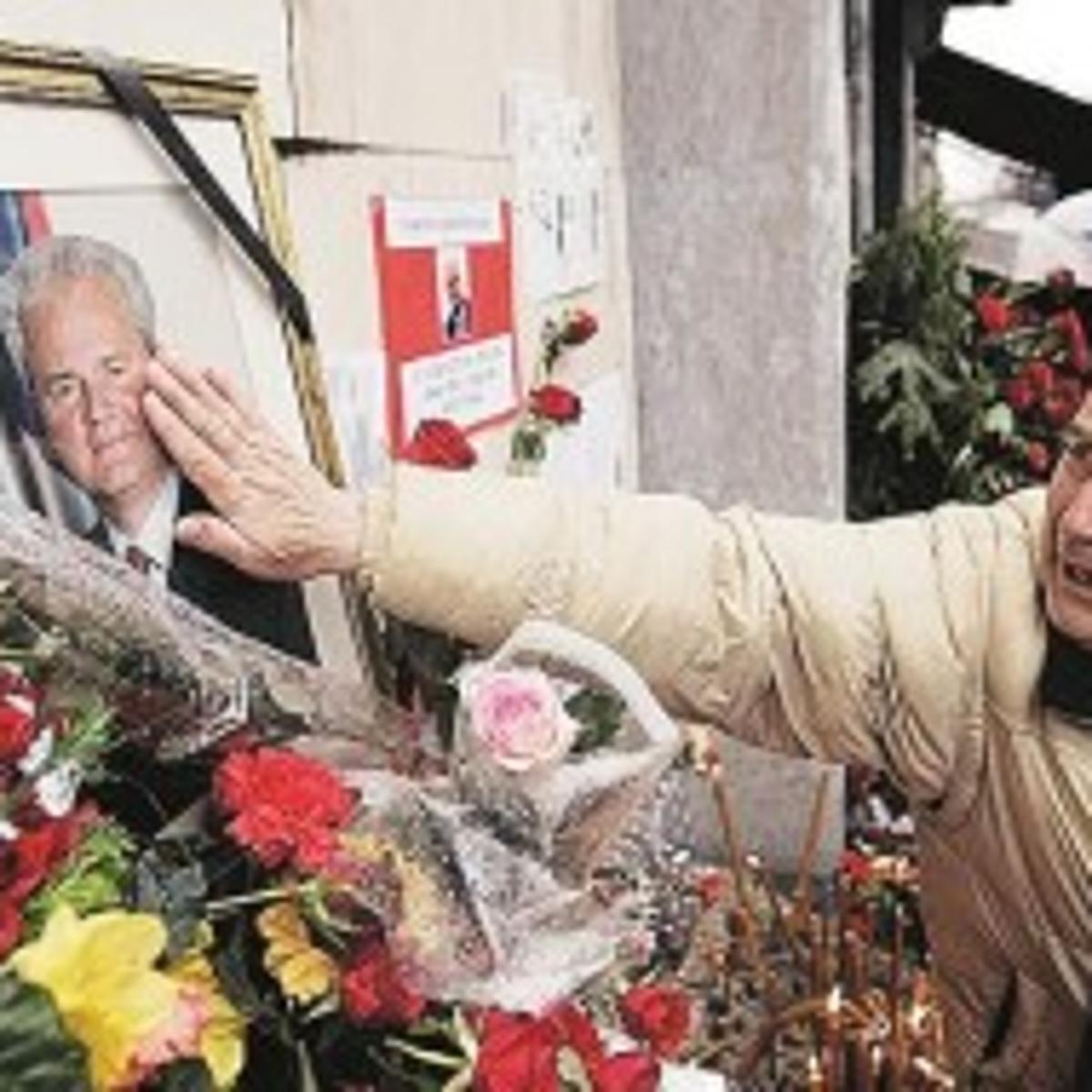 Heart attack caused Milosevic death   Latest News   tucson.com