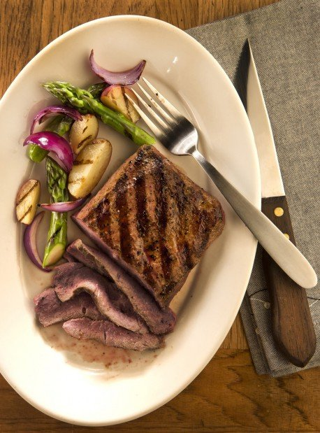 Grill a perfect Father's Day steak with these techniques
