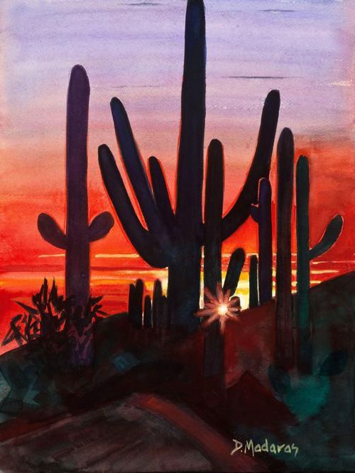 12 Months of Madaras: Sunset Month — Madaras Gallery