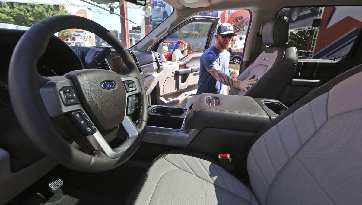 Us Pickup Truck Buyers Are Demanding Luxury Data Shows