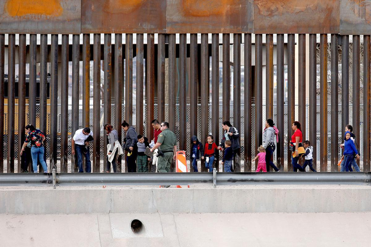 A border paradox: Enforcement could be luring more migrants
