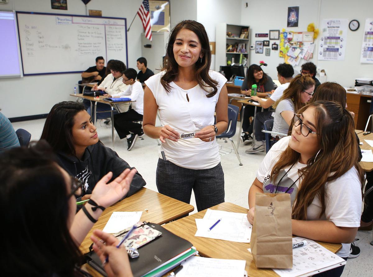 Youth Entrepreneurs at Alta Vista High School